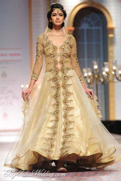 Indian Designer Bridal Dresses Wedding Trends