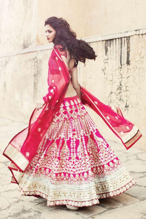Latest Indian Designer Bridal Dresses Wedding Trends 2018 ...