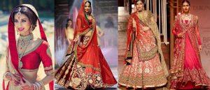 Indian Designer Bridal Dresses Wedding Trends 2019-2020 Collection
