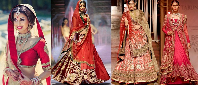 Indian Designer Bridal Dresses Wedding Trends 2016-2017 Collection