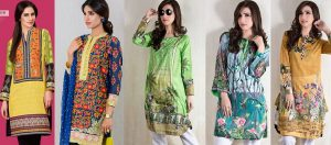 Latest Kurti Tunics Designs 2016-17 Collection for Girls