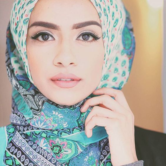 Latest Summer Hijab Trends & Fashion 2016-2017 (1)