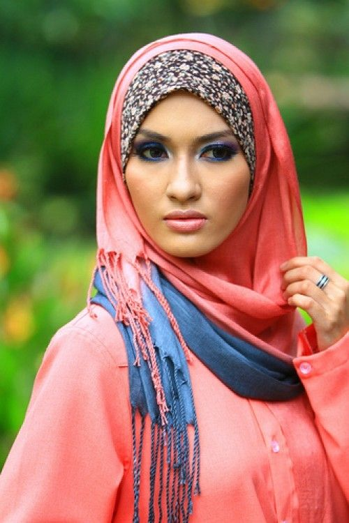Latest Summer Hijab Trends & Fashion 2016-2017 (10)