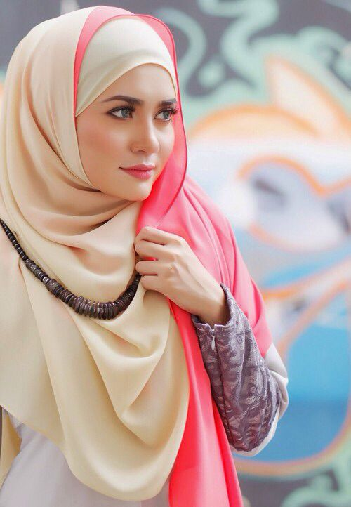 Latest Summer Hijab Trends & Fashion 2016-2017 (11)