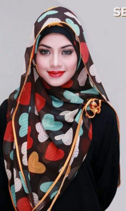 Latest Summer Hijab Trends & Fashion 2016-2017 (22)