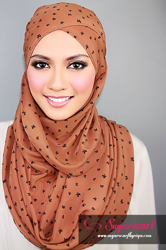Latest Summer Hijab Trends & Fashion 2016-2017 (24)