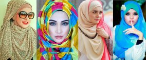 Trendy Summer Hijab Styles & Designs 2017-2018 Collection
