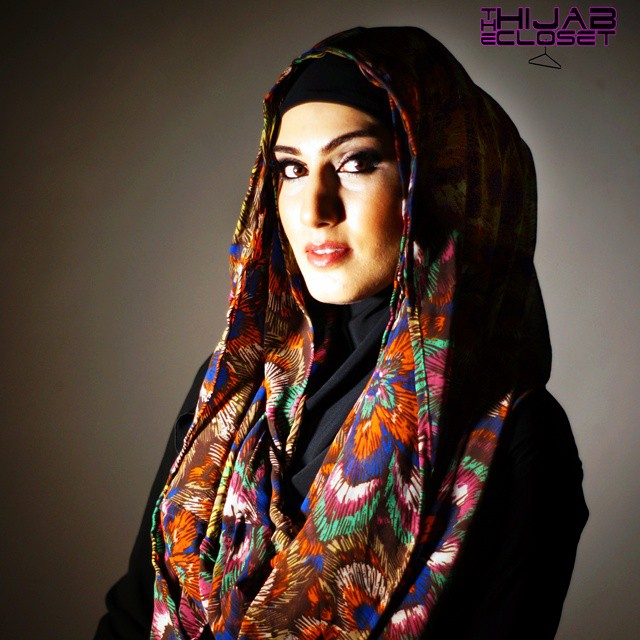 Latest Summer Hijab Trends & Fashion 2016-2017 (7)