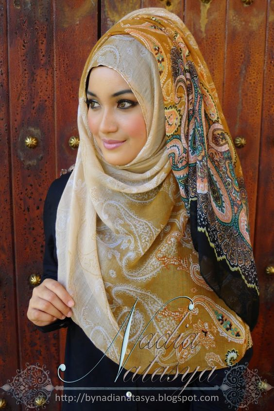 Latest Summer Hijab Trends & Fashion 2016-2017 (8)