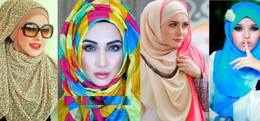 Latest Summer Hijab Trends & Fashion 2016-2017