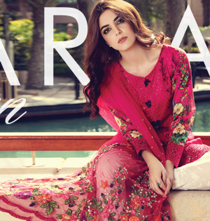 Maria B Lawn Collection 2017-2018 Best Pakistani Designer Summer Dresses (1)