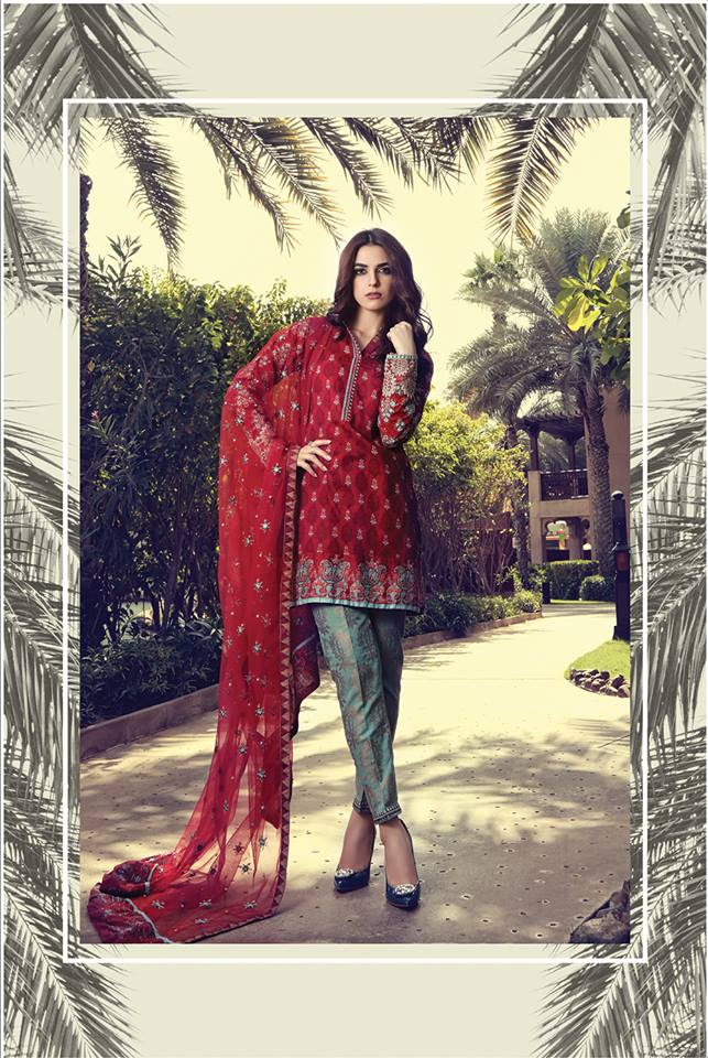 pakistani designer summer dresses 2017 - photo #46