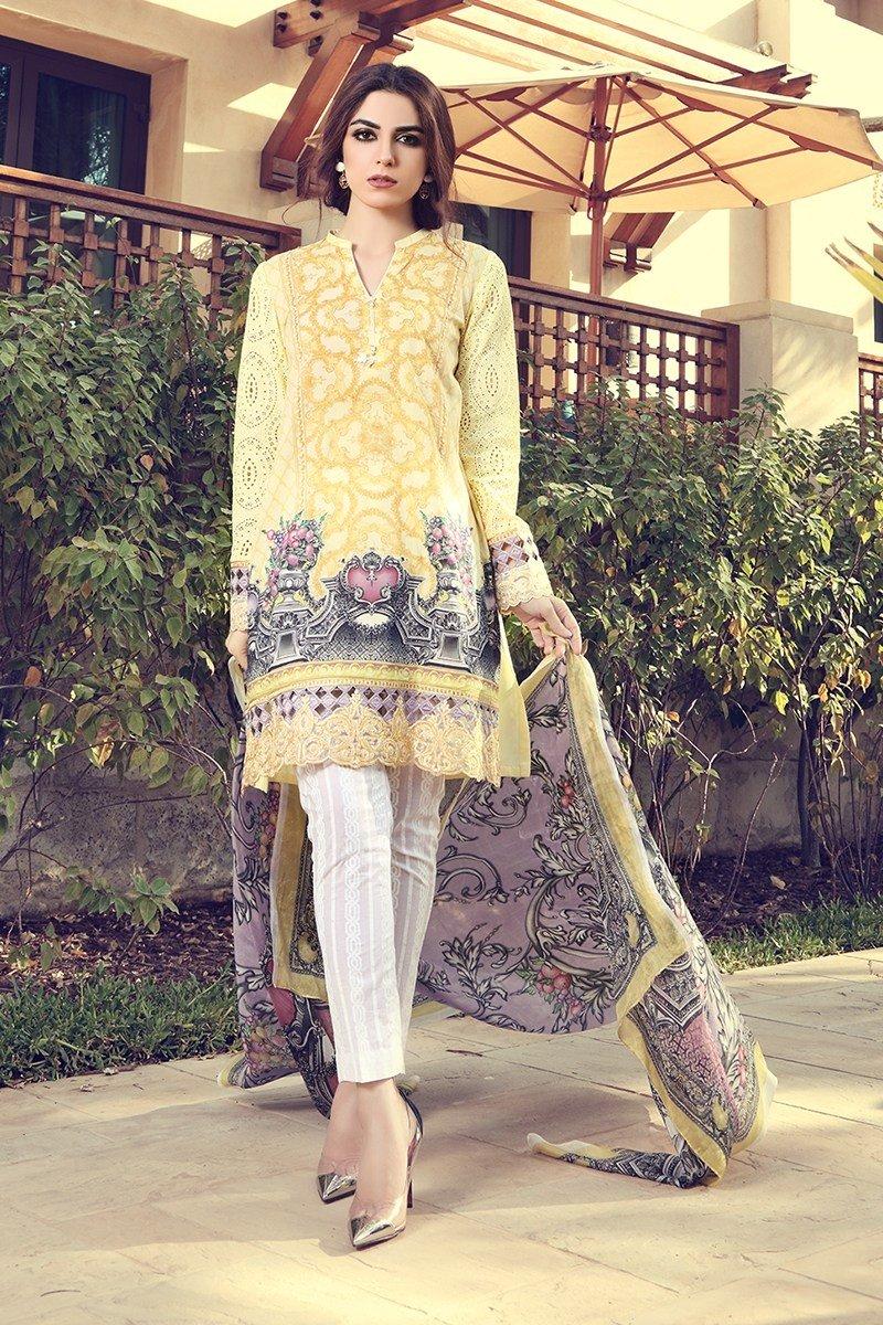 Maria B Lawn Collection 2017 Best Pakistani Designer