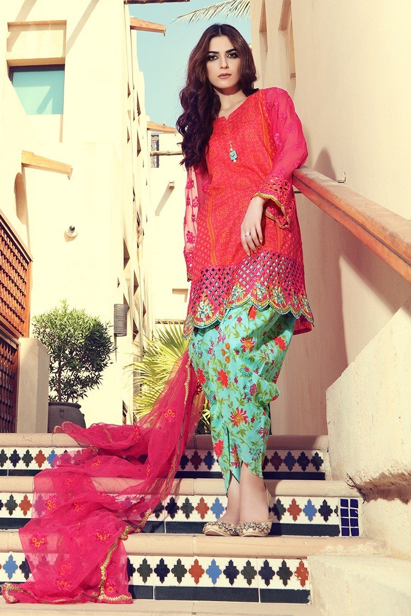 pakistani designer summer dresses 2017 - photo #31