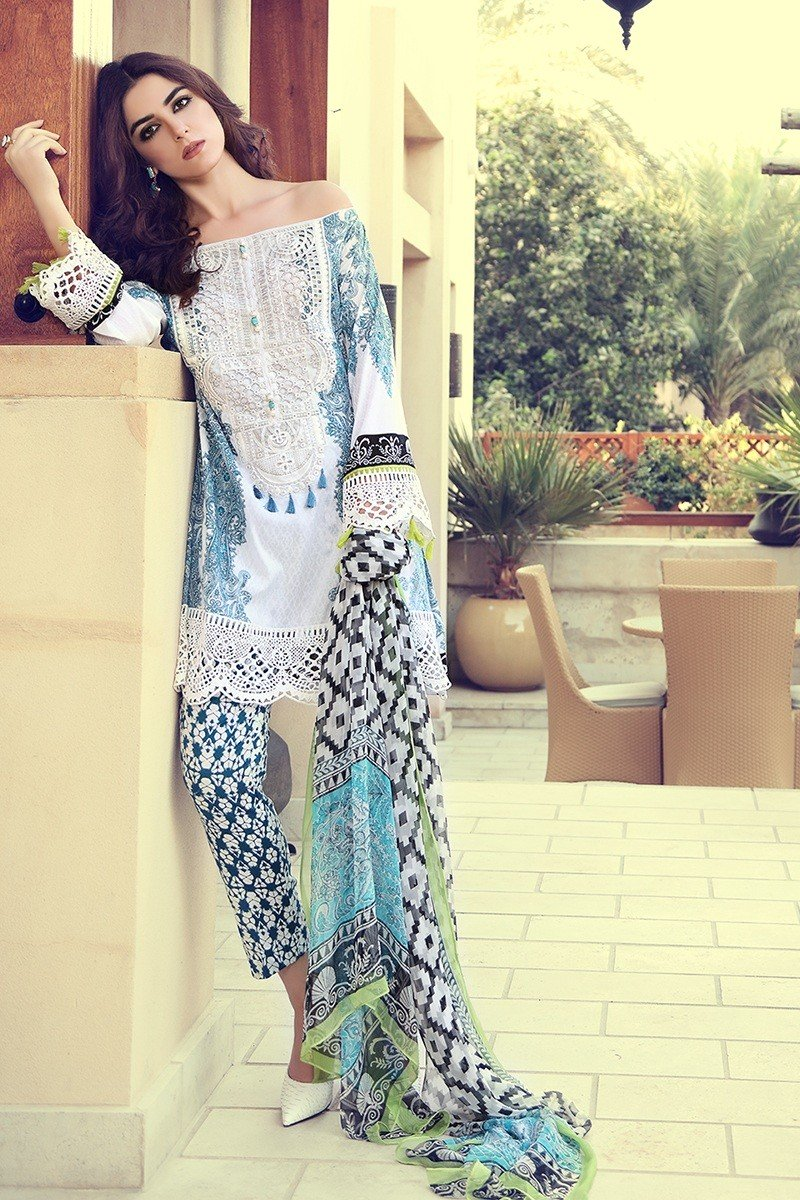 pakistani designer summer dresses 2017 - photo #16