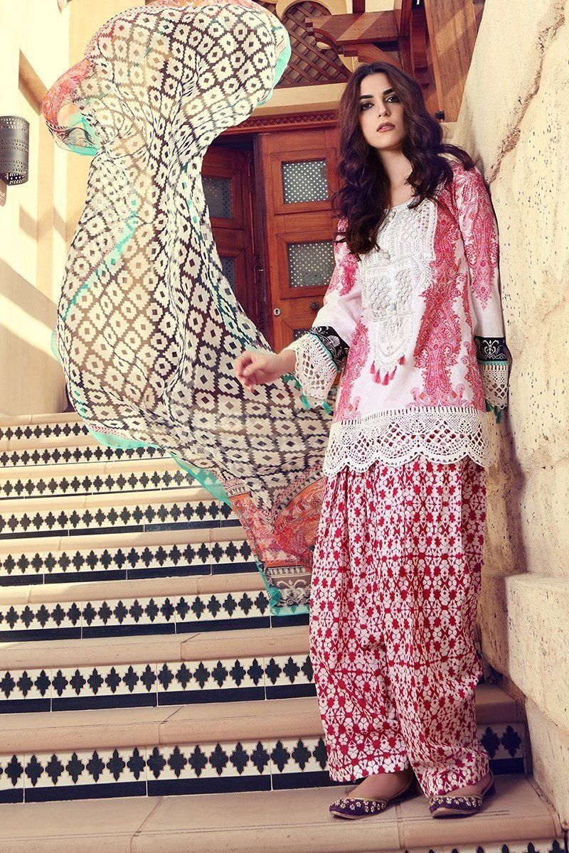 pakistani designer summer dresses 2017 - photo #13