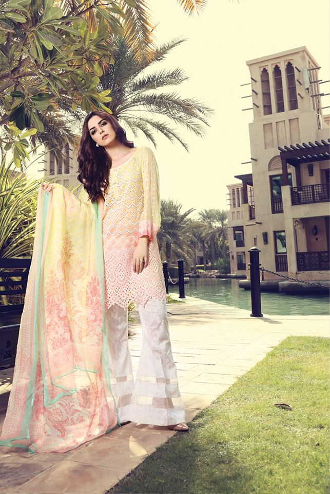 pakistani designer summer dresses 2017 - photo #11