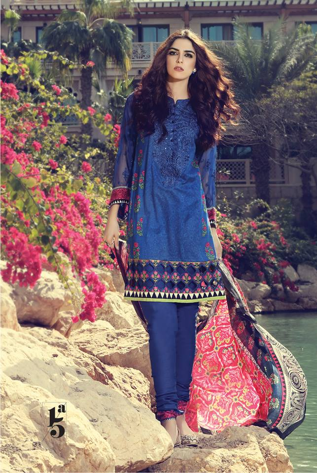 pakistani designer summer dresses 2017 - photo #14