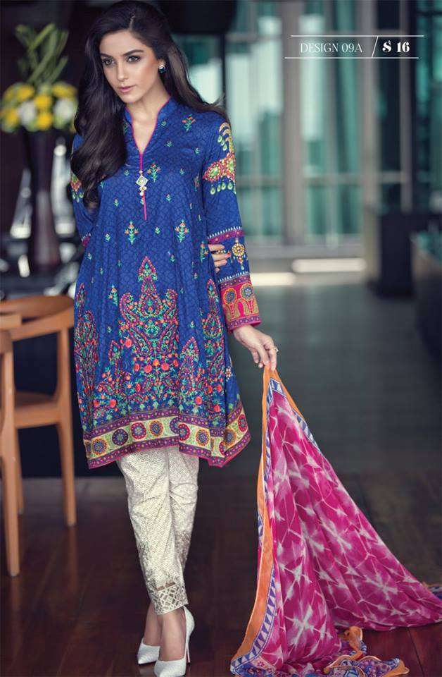 maria b summer lawn dresses collection 20162017