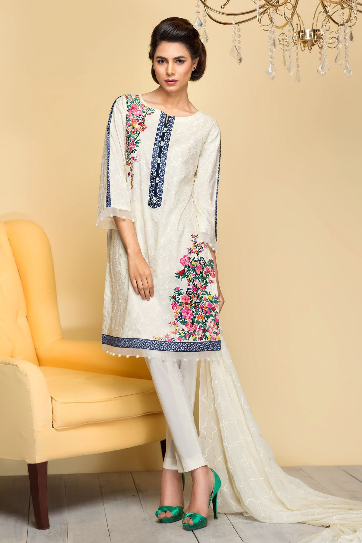 Mausummery Best Lawn Dresses Spring Summer 2016-2017 Collection (13)