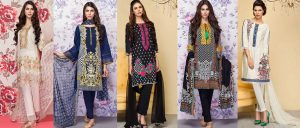 Mausummery Best Lawn Dresses Spring Summer Collection 2016-2017