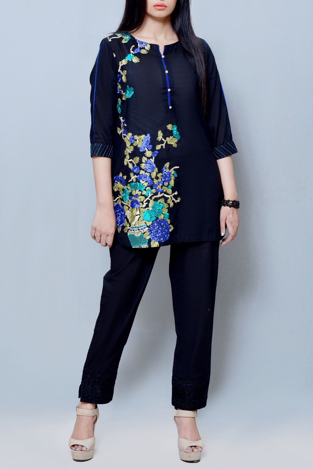 Mausummery Best Lawn Dresses Spring Summer 2016-2017 Collection (8)