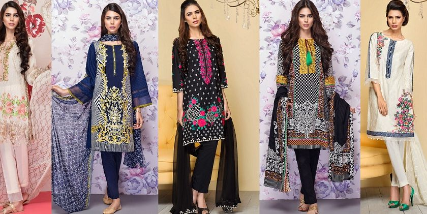 Mausummery Best Lawn Dresses Spring Summer 2016-2017 Collection