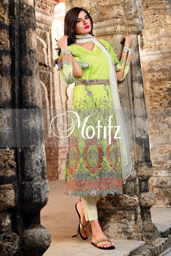 Motifz Summer Embroidered Lawn Dresses Collection 2016-2017 (12)