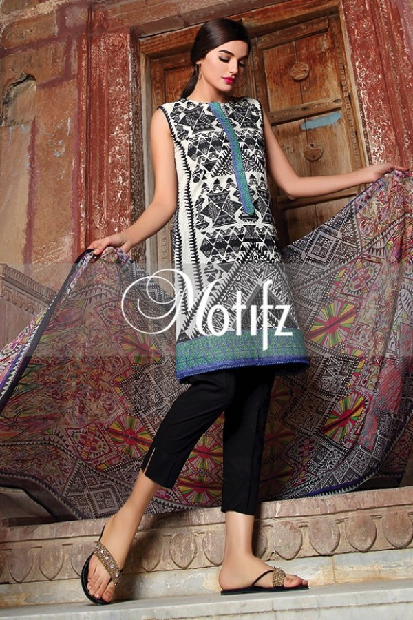 Motifz Summer Embroidered Lawn Dresses Collection 2016-2017 (13)