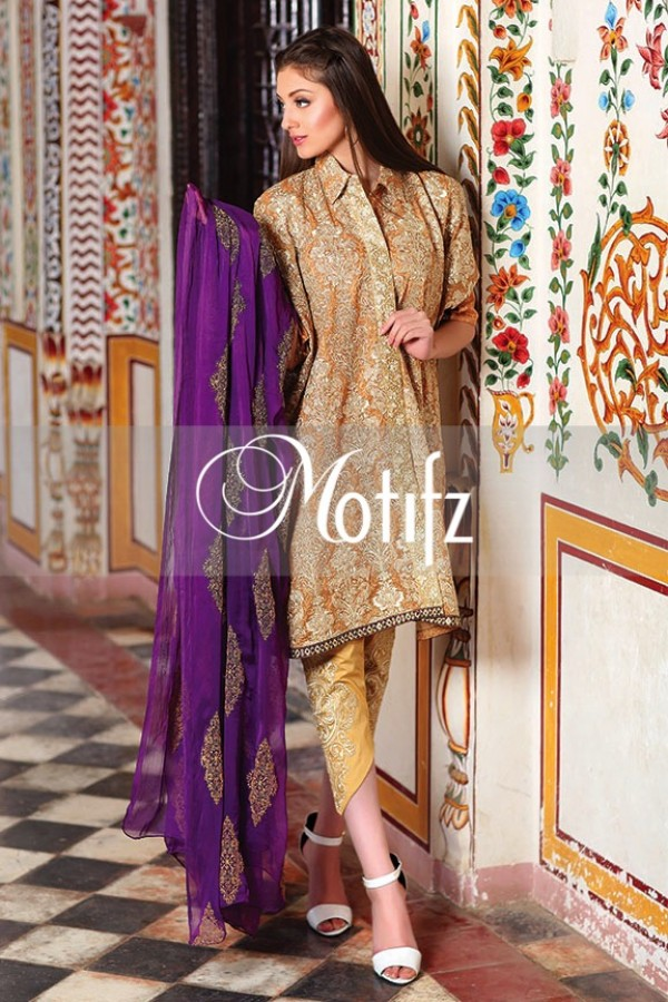 Motifz Summer Embroidered Lawn Dresses Collection 2016-2017 (19)