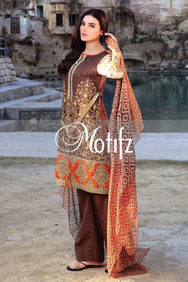 Motifz Summer Embroidered Lawn Dresses Collection 2016-2017 (25)