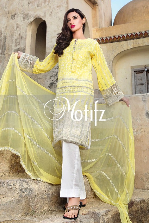 Motifz Summer Embroidered Lawn Dresses Collection 2016-2017 (35)