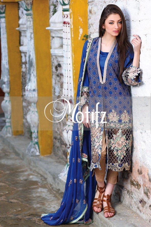 Motifz Summer Embroidered Lawn Dresses Collection 2016-2017 (37)