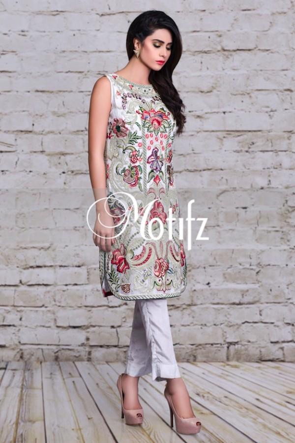 Motifz Summer Embroidered Lawn Dresses Collection 2016-2017 (7)