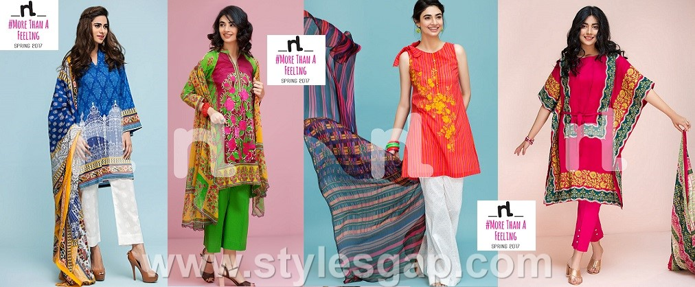 Nishan Linen Spring Summer Collection 2017-2018 Best Lawn Dresses