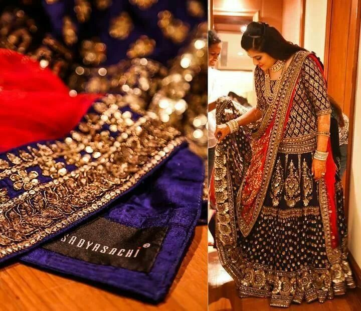 SABYASACHI MUKHERJEE INDIAN BRIDAL DRESSES COLLECTION (4)