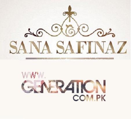 Sana Safinaz & Generation
