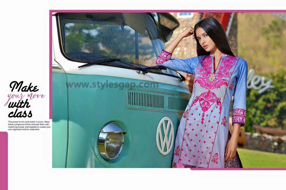 Sanam Chottani Printed & Embroidered Tunics Designs Collection 2016-2017 (3)