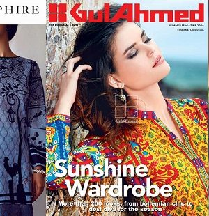 Top 7 Designer Summer Lawn Collections to Buy this Year 2016-2017