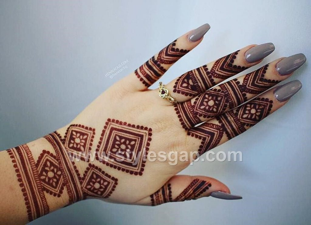 Latest Arabic Mehndi Designs Henna Trends 2018 2019 Collection