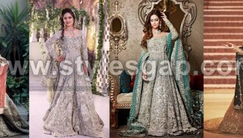 Latest Beautiful Walima Bridal Dresses Collection 2016-2017 for Wedding Bridals