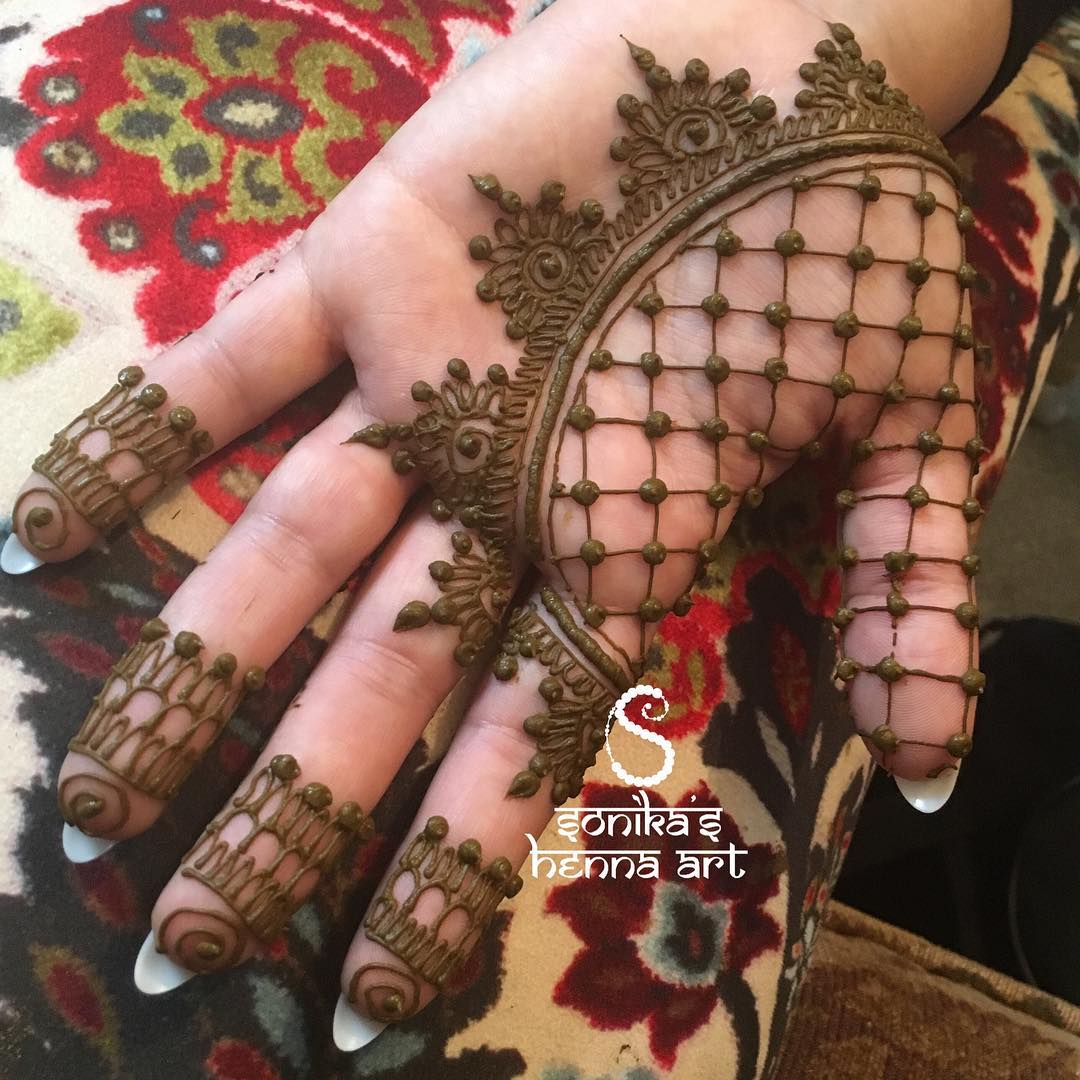 Mehndi design 2017 eid collection -  Collection Of Best Eid Mehndi Designs Though