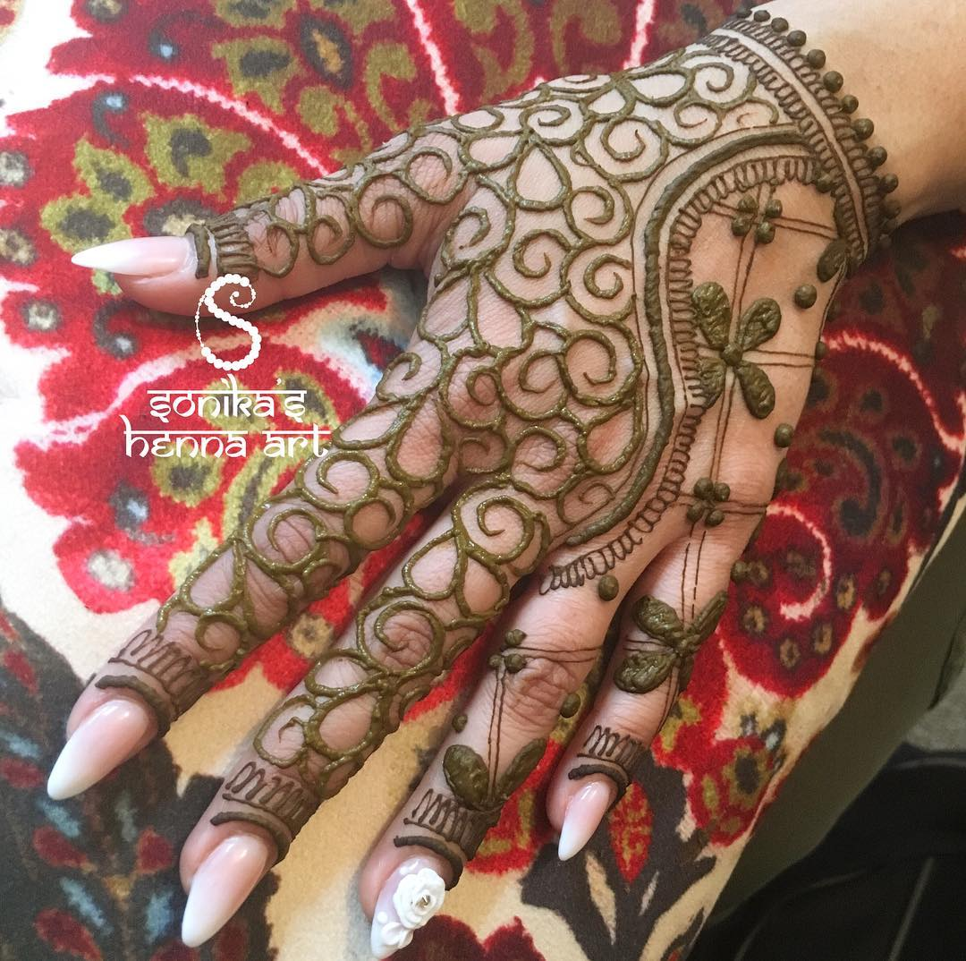Best Eid Mehndi Designs 2020 21 Special Latest Collection