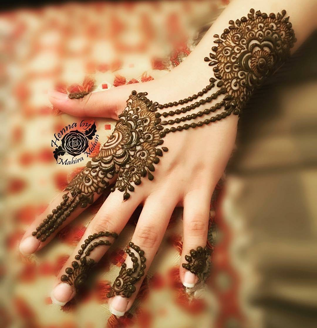 Latest Amp Best Eid Mehndi Designs 20172018 Special Collection