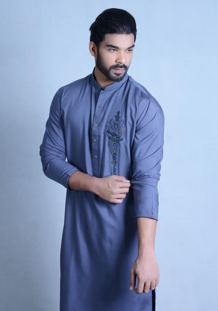f1ce88af54 Latest Eid Men Kurta Shalwar Kameez Designs New Collection 2019-2020