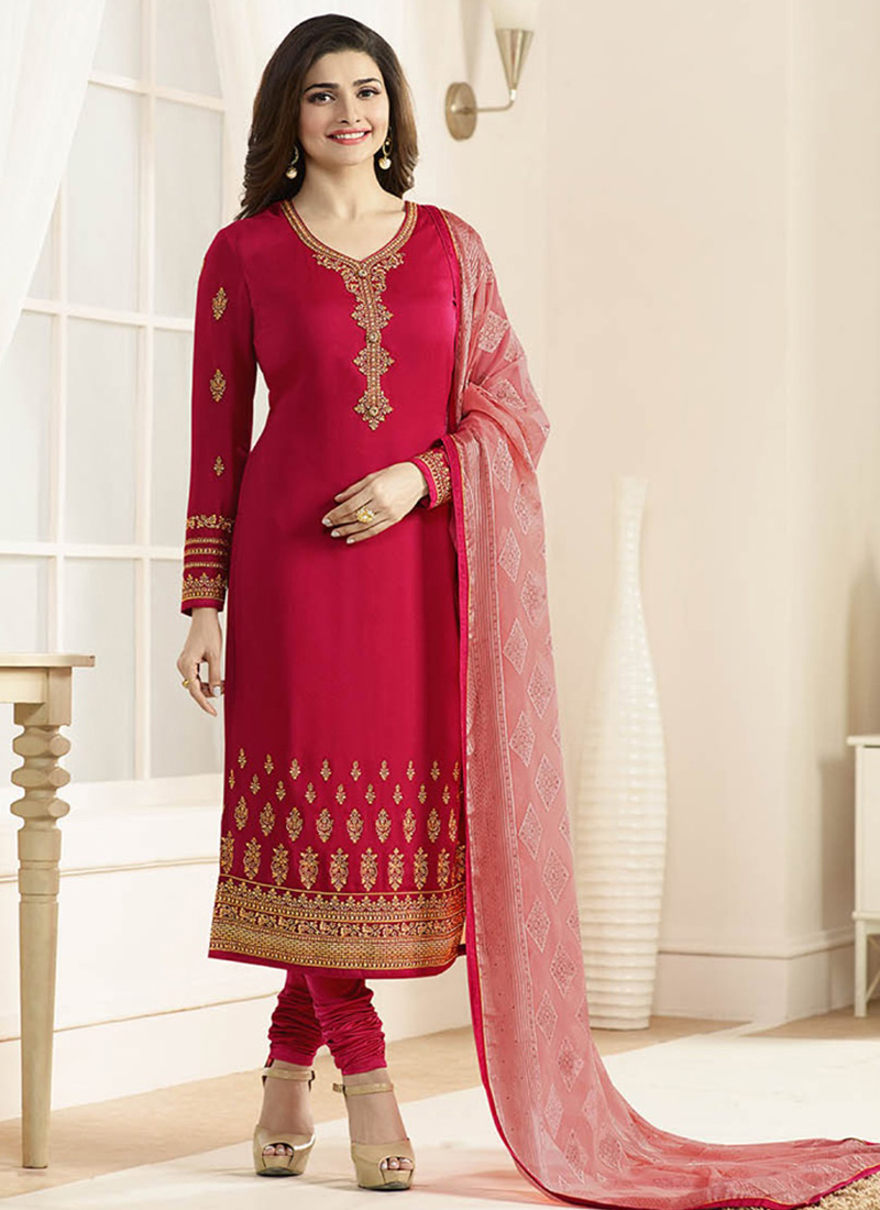 b1d7904ac2 ... and party wear straight cut salwar kameez suits. The formal straight  cut salwar kameez have embroidered necklines with adorned patches at the  bottom.