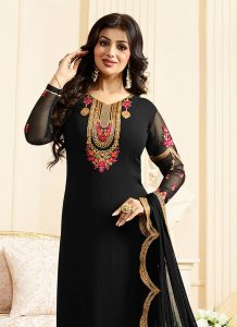 0f907a275f ... and cultural wear which incorporates with straight cut shirts, fancy  frocks, salwar kameez suits, Kurtis with churidar and printed long shirt  patterns.