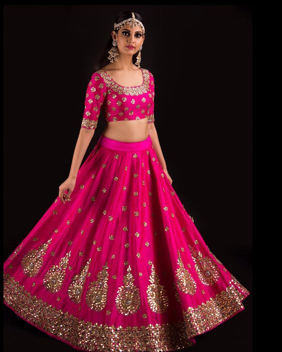 Party Wear Wedding Bridal Lehenga Designs 2018 2019 Collection