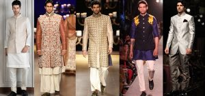 Latest Men Wedding Sherwanis & Party Suits 2016-2017 Collection