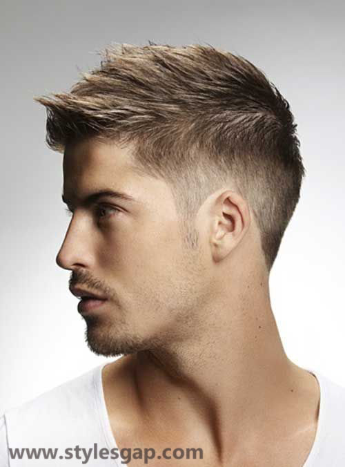 Men Best Hairstyles Latest Trends of Hair Styling & Haircuts 2016-2017 (11)